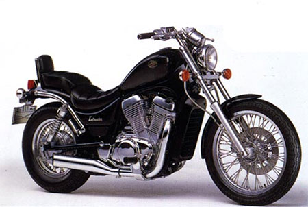 Suzuki Intruder VS400 (1994)