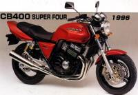 Honda CB-400 SuperFour (1996)