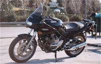 Yamaha XJ400S Diversion 1991 - 23-xj400s-black1.jpg